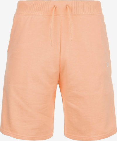 NEW ERA Shorts 'Essential' in apricot, Produktansicht