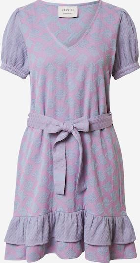 Suknelė 'Livia' iš Cecilie Copenhagen , spalva - šviesiai mėlyna / purpurinė, Prekių apžvalga