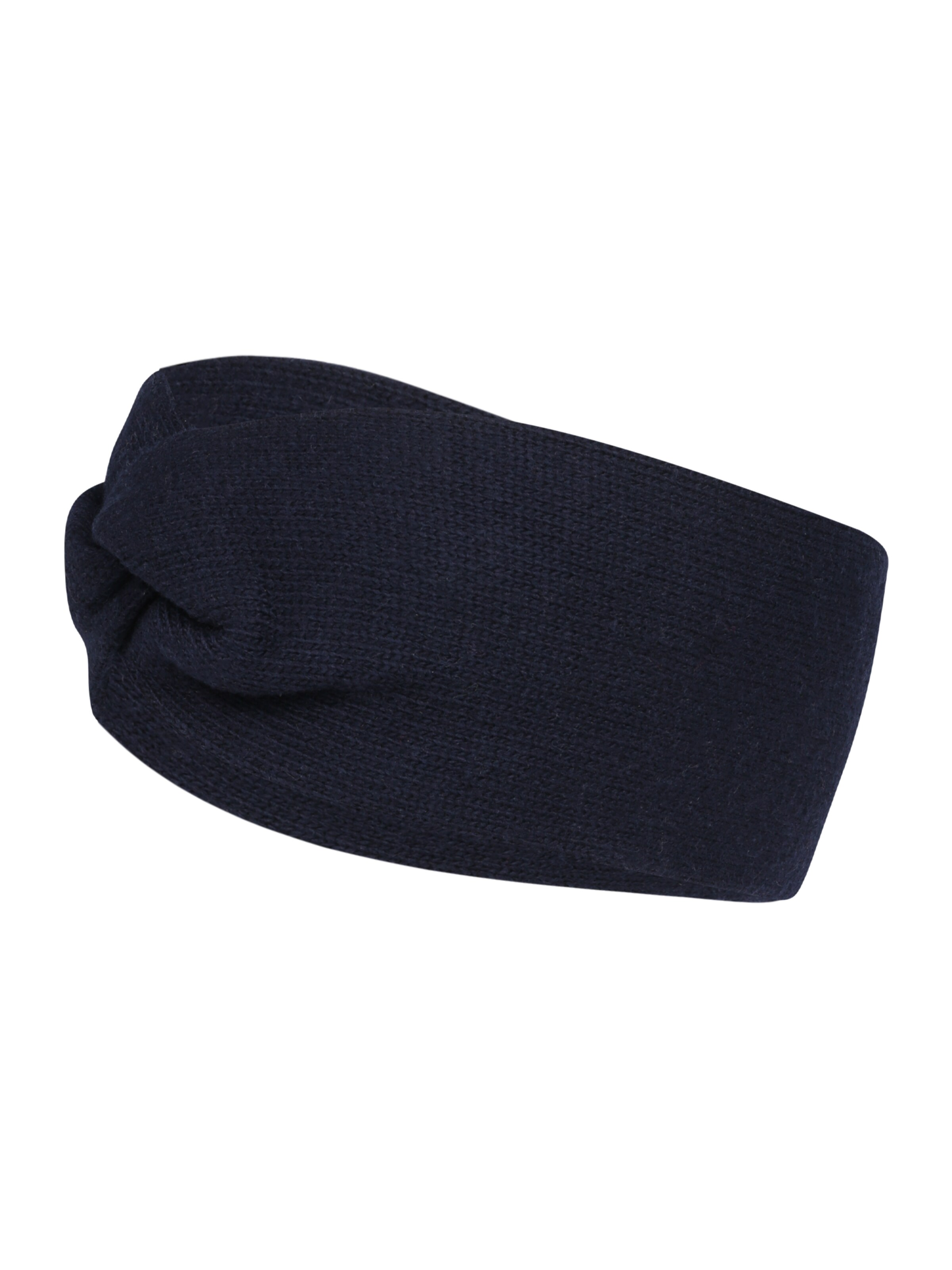 ROECKL Pannband i mörkblå