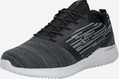 SKECHERS Sneaker 'Bounder' in grau / schwarz, Produktansicht