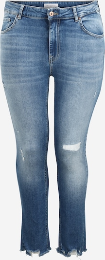 ONLY Carmakoma Jeans 'CARTARA' in blue denim, Produktansicht