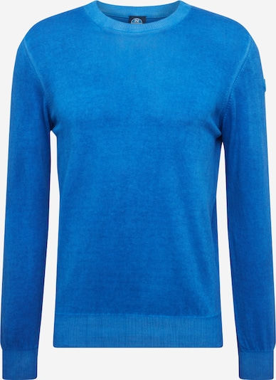 North Sails Pullover 'ROUND NECK 12 GG' in blau, Produktansicht