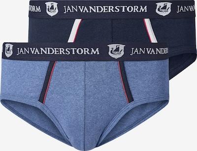 Jan Vanderstorm Slip 'Lenjo' in blau, Produktansicht