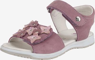 ZEBRA Sandalen Weite M für Mädchen in lila, Produktansicht