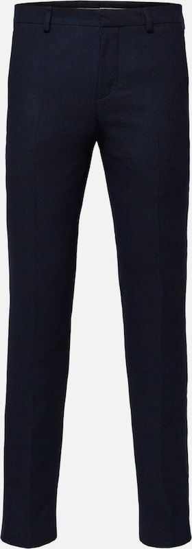 SELECTED HOMME Anzughose in navy, Produktansicht