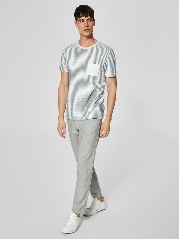 SELECTED HOMME Streifen T-Shirt