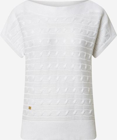 Lauren Ralph Lauren Pullover 'Tarralia' in weiß, Produktansicht