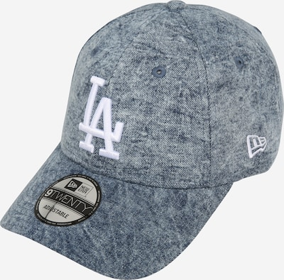 kék NEW ERA Sapkák 'DENIM 9TWENTY LOSDOD BLU Los Angeles Dodgers', Termék nézet