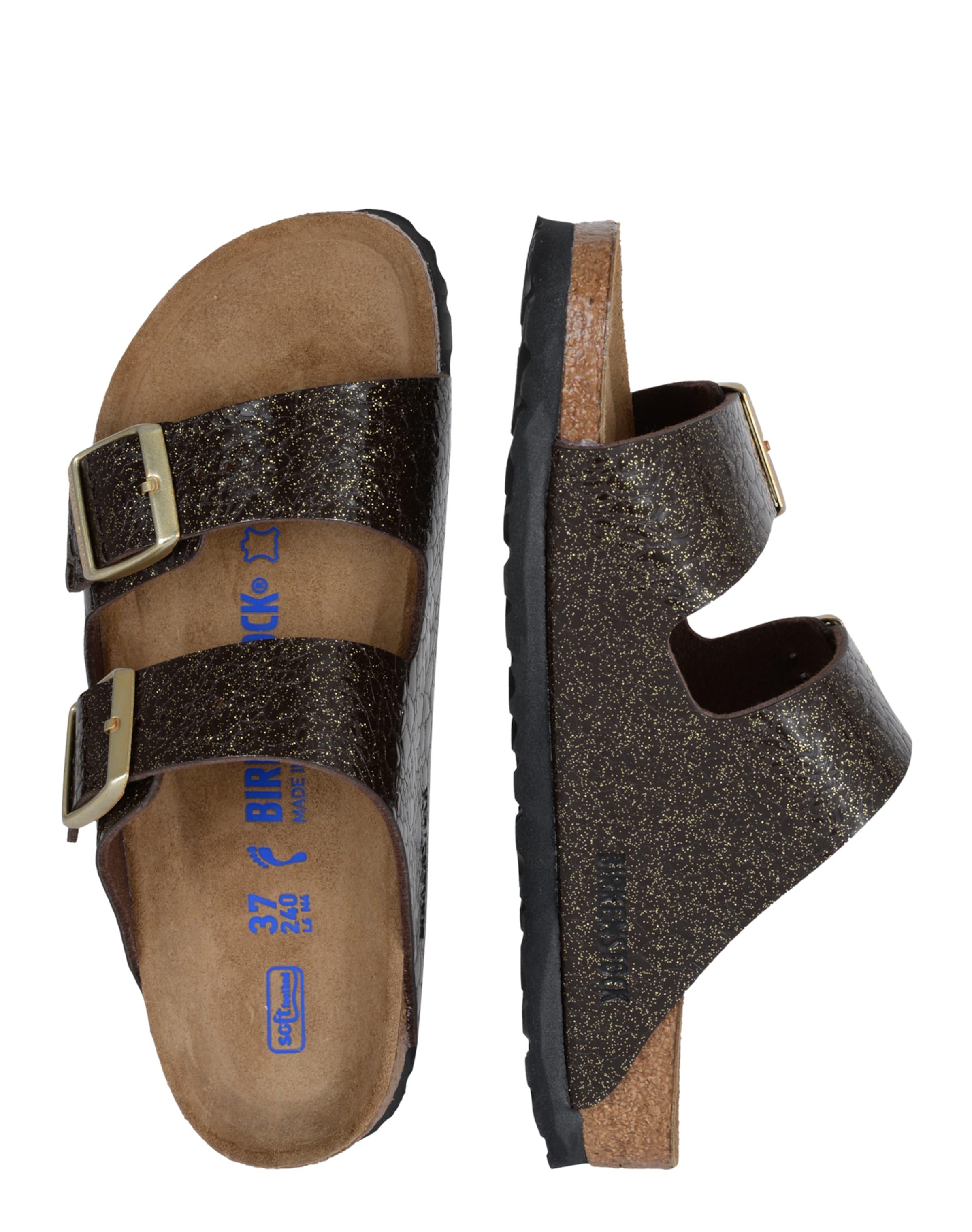 Pantolette In Birkenstock Braun Pantolette 'arizona' In Birkenstock 'arizona' Braun 1Tlc3uFK5J