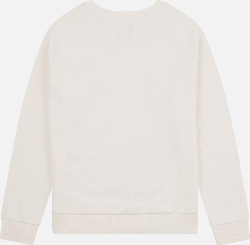 HIS JEANS JEANS JEANS Sweatshirt in naturweiß  Neu in diesem Quartal 1447c6