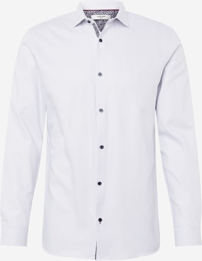 JACK & JONES Zakelijk overhemd 'JPRVICTOR L/S NOOS' in de kleur Wit, Productweergave