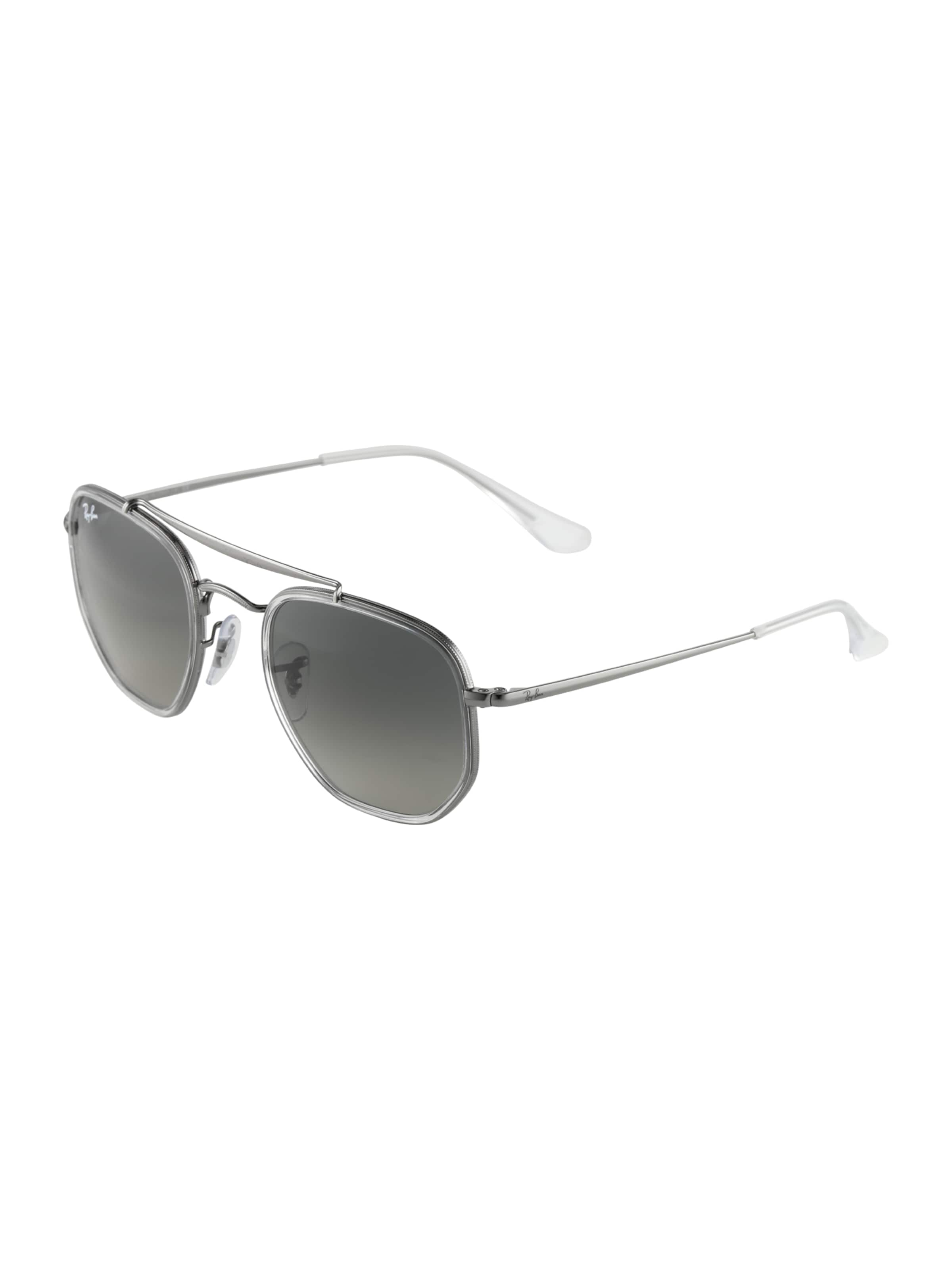 In 'the Ii' Sonnenbrille Marshal Ray ban Silber zMVpGLqjUS