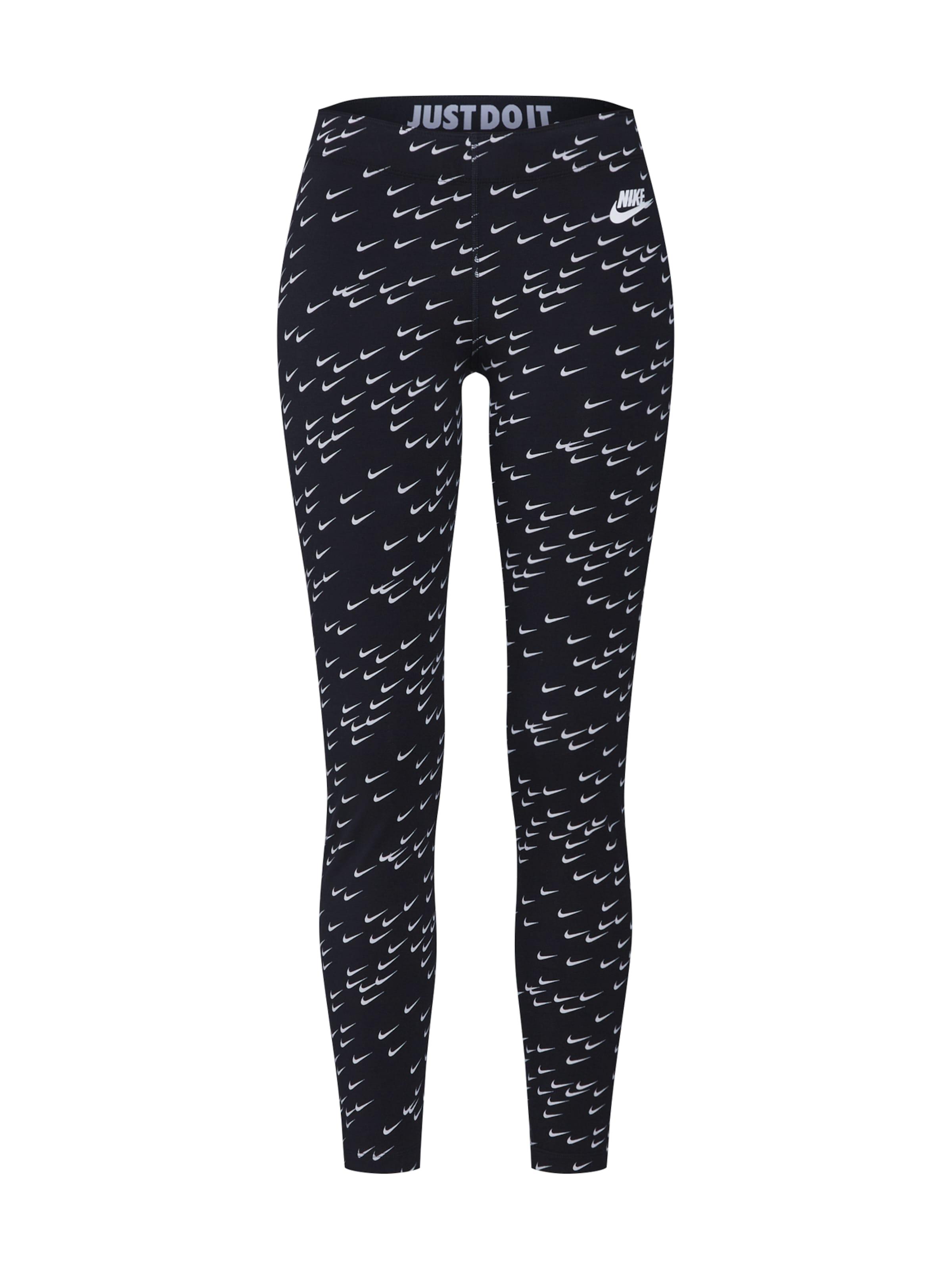 Sportswear Nike Nsw Zwart Legasee' Leggings 'w In vmNn0w8