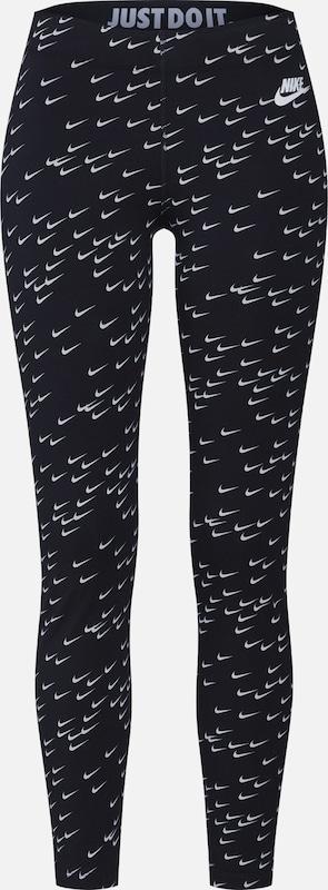 Zwart Legasee' Nsw In Nike Sportswear 'w Leggings bY6gvf7y