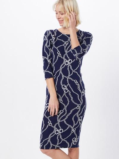Rich & Royal Kleid 'Tubedress' in blau, Modelansicht