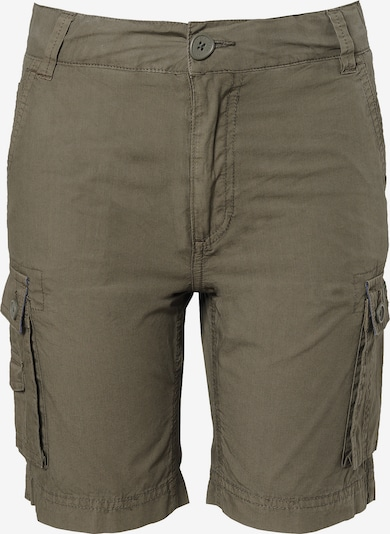 Pepe Jeans Shorts 'BARRY' in oliv: Frontalansicht