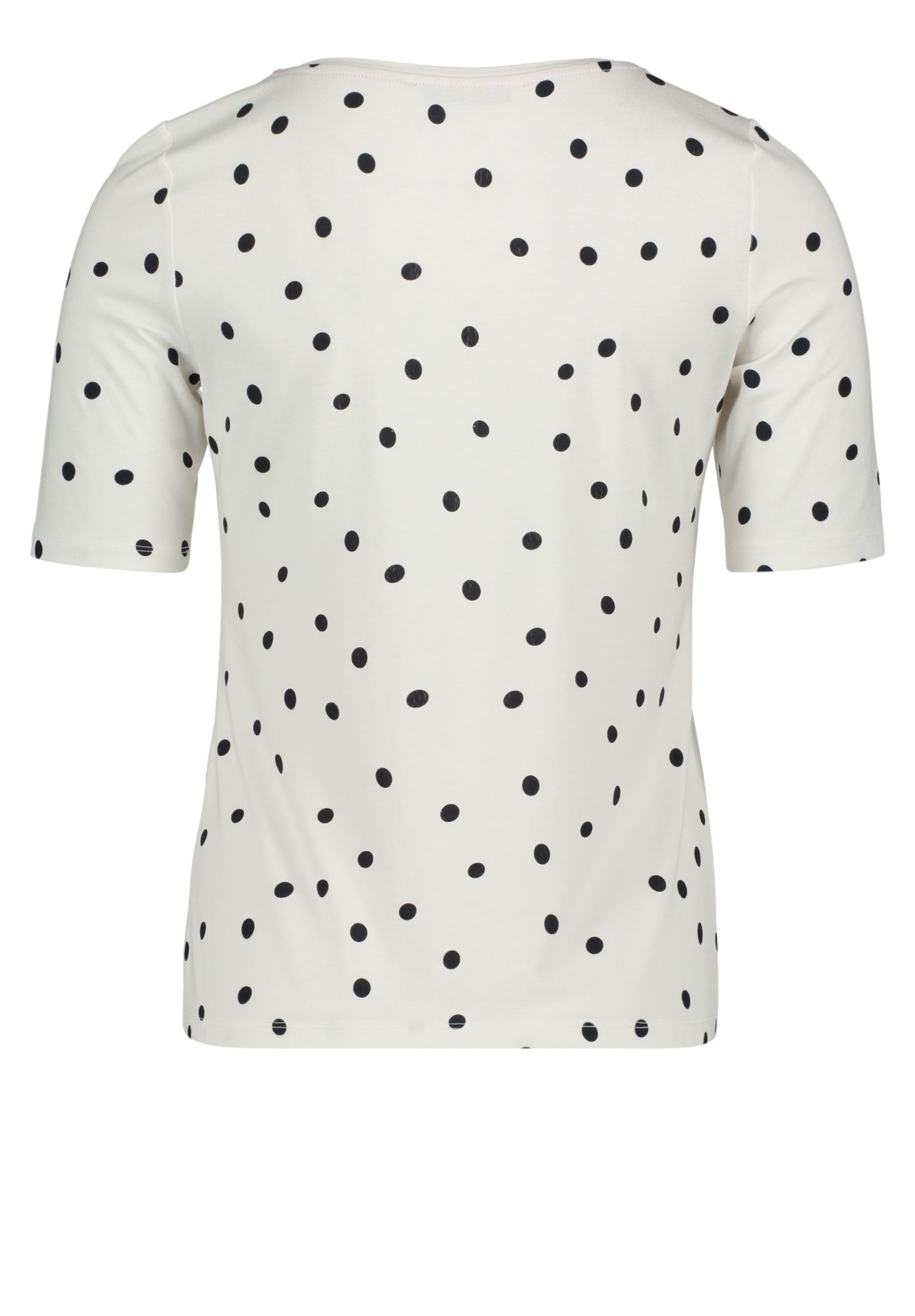 MischfarbenSchwarz In Weiß Betty Shirt Barclay 0wOPXnk8