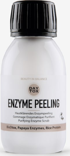 DAYTOX Gesichtsreinigung 'Enzyme Peeling' in weiß, Produktansicht
