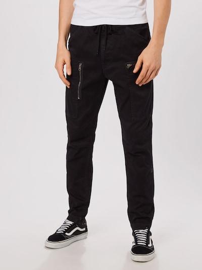 G-Star RAW Hose 'Powel' in schwarz, Modelansicht