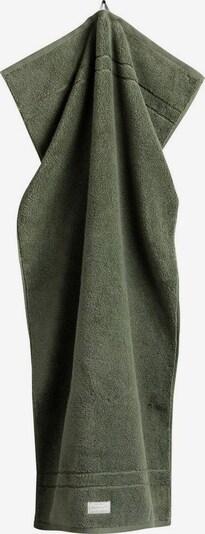 GANT Towel 'Organic Premium' in Olive, Item view