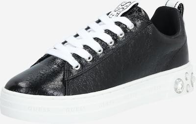 GUESS Nizke superge | črna barva, Prikaz izdelka