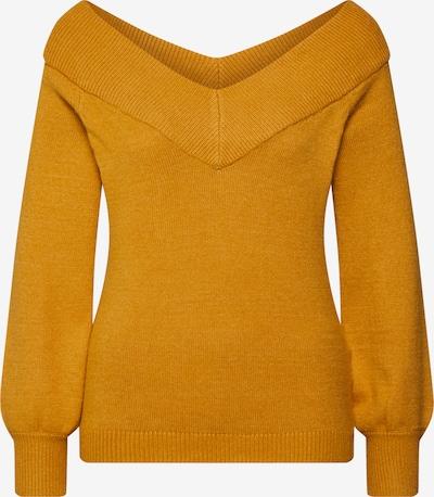 JACQUELINE de YONG Pullover 'SHANON' in goldgelb, Produktansicht