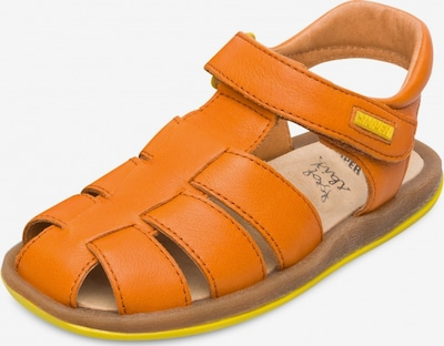 CAMPER Sandalen ' Bicho ' in de kleur Sinaasappel, Productweergave