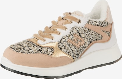 Liu Jo Sneakers 'Asia 06' in gold / pfirsich / weiß, Produktansicht
