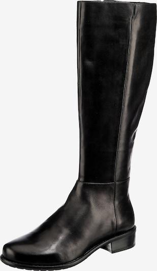 GERRY WEBER Weitschaftstiefel in schwarz, Produktansicht