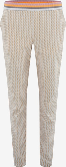 THOMAS RATH Hose ' Charles ' in beige / orange / rosa, Produktansicht