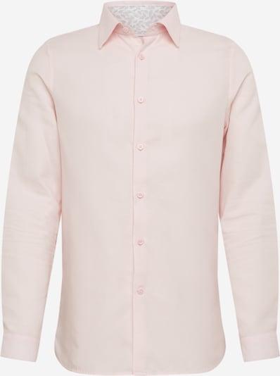 BURTON MENSWEAR LONDON Zakelijk overhemd '1904 Dobby' in de kleur Rosa, Productweergave