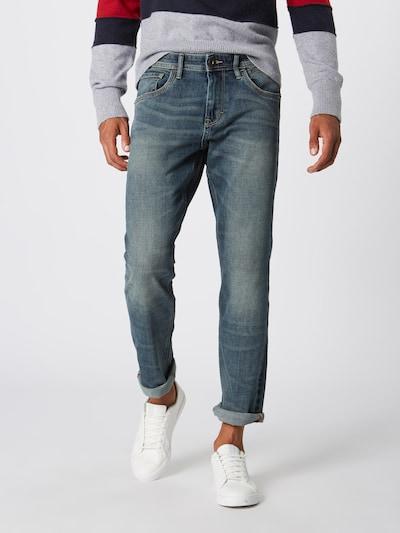 TOM TAILOR Jeans 'MARVIN' in blue denim, Modelansicht