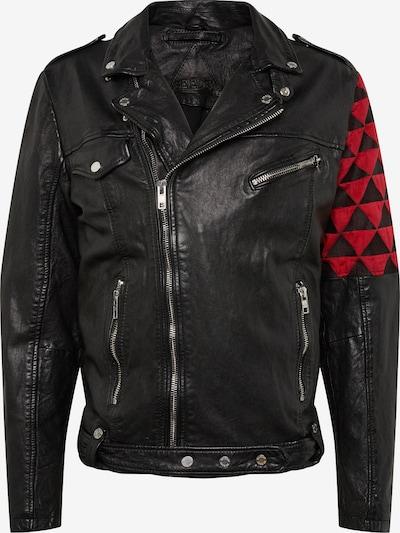 BE EDGY Prehodna jakna 'BEward' | črna barva, Prikaz izdelka