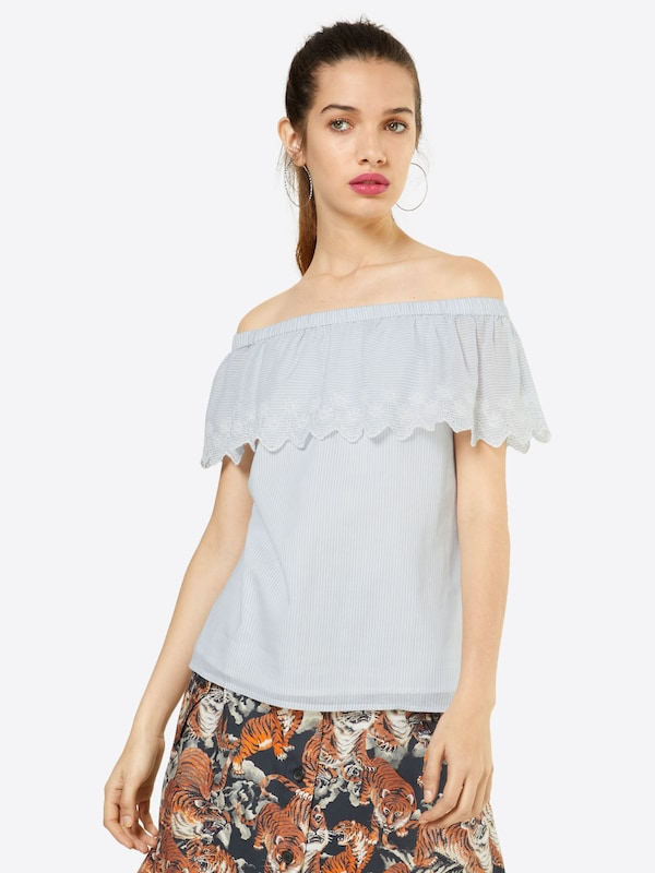'vitipo En Vila Bleu shirt Offshoulder T Top' Clair hrdtQCsx