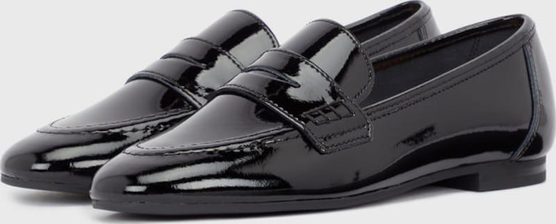 Bianco Patent Penny Halbschuhe Günstige und langlebige Schuhe