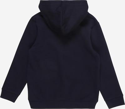BLUE SEVEN Sweatshirt in dunkelblau: Rückansicht