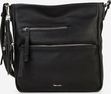 TAMARIS Crossbody Bag 'Adele' in Black