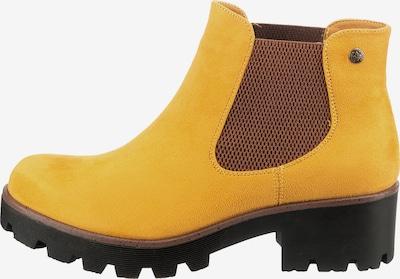 RIEKER Boots in gelb, Produktansicht