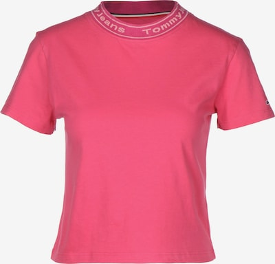 Tommy Jeans T-Shirt ' Branded Neck W ' in pink, Produktansicht