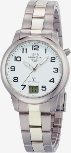 Master Time Uhr in gold / schwarz / silber / weiß, Produktansicht