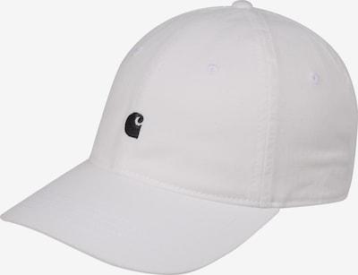 Carhartt WIP Kapa 'Madison' | črna / bela barva, Prikaz izdelka