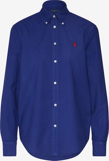 POLO RALPH LAUREN Chemisier en bleu, Vue avec produit