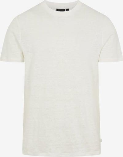 J.Lindeberg T-Shirt in wollweiß, Produktansicht