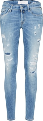 REPLAY Slim Fit Jeans 'LUZ'