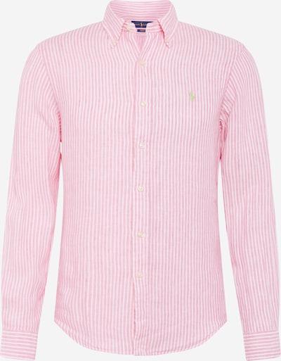 Dalykiniai marškiniai iš POLO RALPH LAUREN , spalva - rožių spalva / balta, Prekių apžvalga
