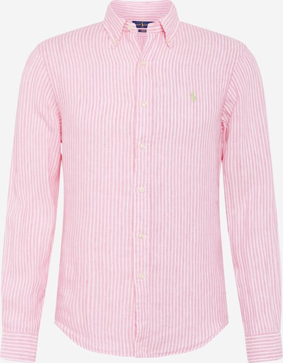 POLO RALPH LAUREN Hemd in rosa / weiß, Produktansicht