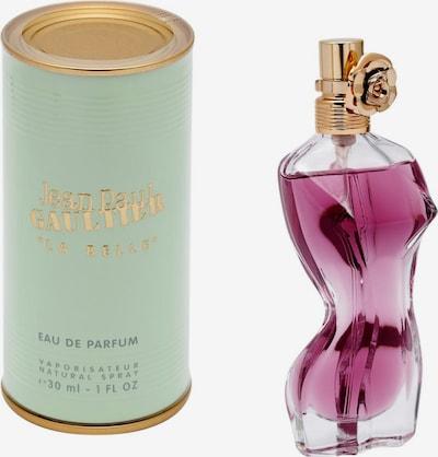 Jean Paul Gaultier Eau de Parfum 'La Belle' in gold / pastellpink: Frontalansicht