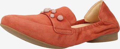 THINK! Ballerina in orangerot, Produktansicht