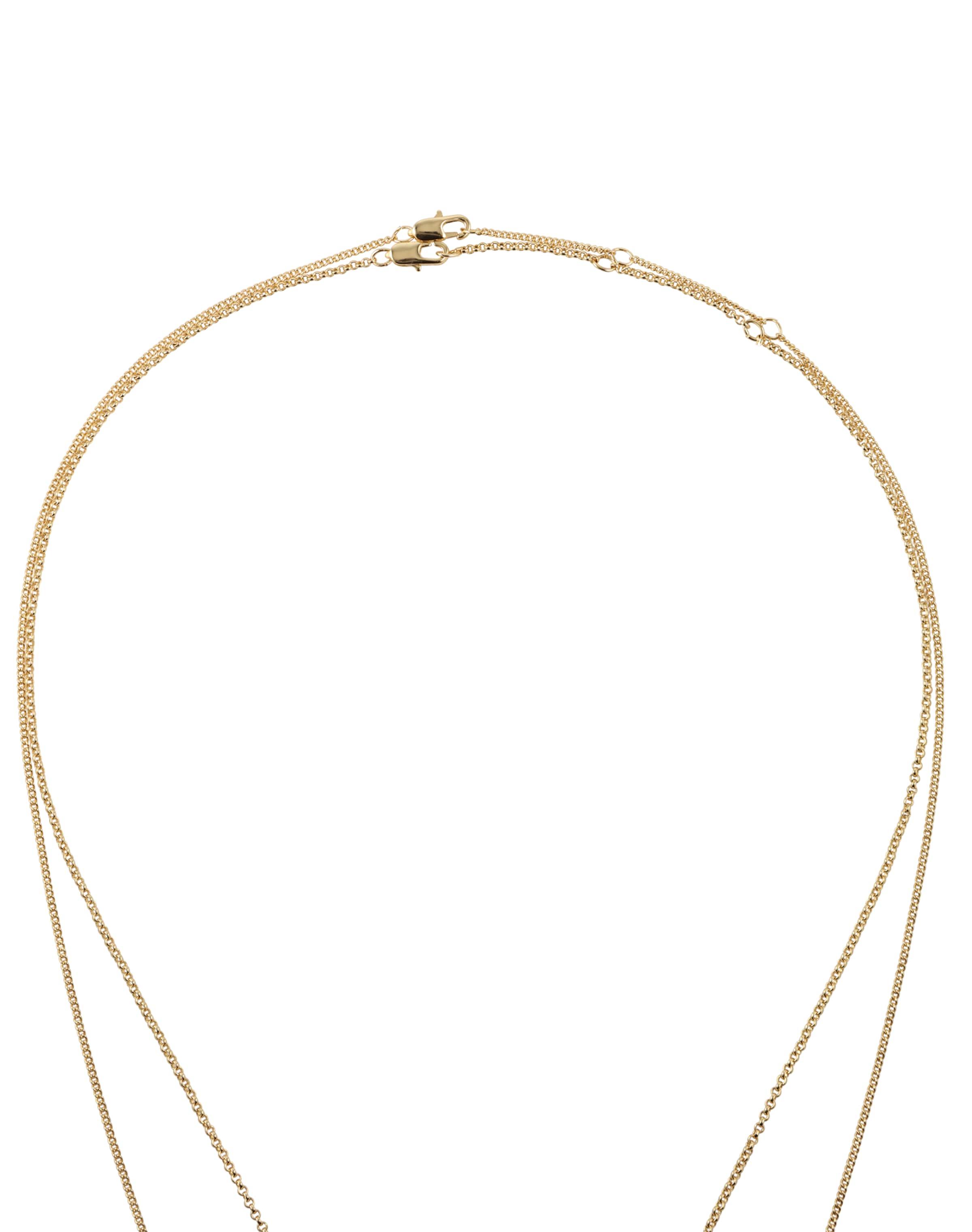 PIECES Halsketten-Set 'Pcnepala' Verkauf Große Überraschung A45Nj