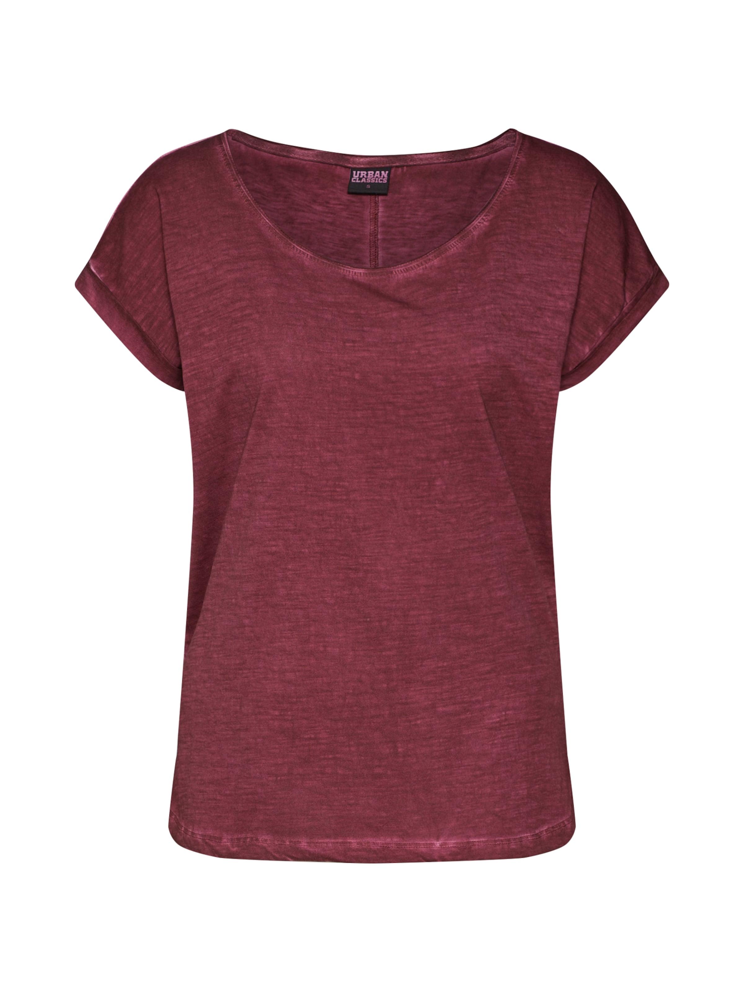 Burgunder Shirt Classics Urban Shirt In Urban Classics bfgv6Y7y